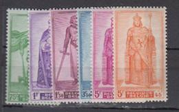BELGIQUE    1946        N °   737 / 742  ( Neufs Sans Charniere )   COTE   30 € 00        ( E 278 ) - Ongebruikt