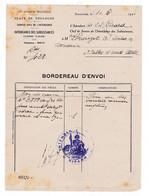 Document 1941 Place De Toulouse, Intendance Des Subsistances, Caserne Clauzel - Documenten