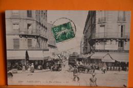 Paris - La Rue D'Odessa - Arrondissement: 14