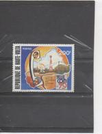 HAUTE-VOLTA  - Télécommunications : Exposition Mondiale à Genève - Carte De H.V., Téléphone, Pylones - TELECOM 79 - Upper Volta (1958-1984)