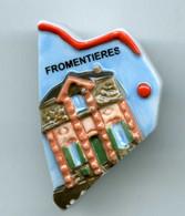 FEVES - FEVE - PUZZLE PAYS DE CHATEAU-GONTIER - SUD MAYENNE (53) - FROMENTIERES - Région