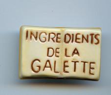 """FEVE FEVES - """"LES INGREDIENTS DE LA GALETTE 2010"""" - Charms"""