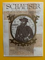 15941 - Schafiser Schltheiss Claus Von Wengi 1465 - Etiketten