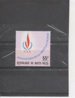 HAUTE-VOLTA  - Déclaration Universelle Des Droits De L'homme : 30 Ans - - Upper Volta (1958-1984)