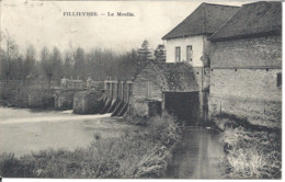 FILLIEVRES  Le Moulin  1927 (Caro) - Francia