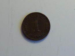 Allemagne 1 Pfennig 1915 D - [ 2] 1871-1918 : Imperio Alemán