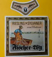 15946 - Riesling X Sylvaner Vom Untersee Fischer-Wy - Fische