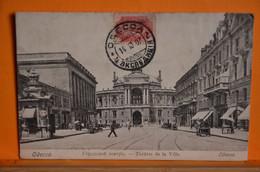 Odessa  - Théatre De La Ville - Russie