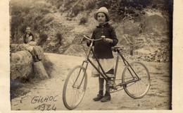 GILHOC RARE CARTE PHOTO 1924 - Sonstige Gemeinden
