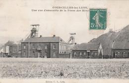 62 - COURCELLES LEZ LENS - Une Vue D' Ensemble De La Fosse Des Mines - Francia