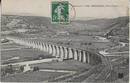 BEDARIEUX  ( Hérault ) : Pont Viaduc ( 1909 ) - Bedarieux