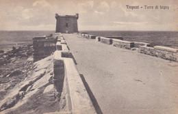 Cartolina - Trapani, Torre. - Trapani