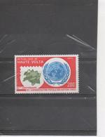 HAUTE-VOLTA  - Nations Unies : 25 Ans De L'admission De La Haute-Volta - - Upper Volta (1958-1984)