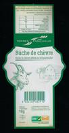 étiquette Fromage Buche De Chèvre Terres De Fraicheur 1Kg  Fabriqué Dans Les Deux Sevres 79 FR79268001CE - Käse