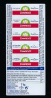 étiquette Fromage  De Chèvre Chavroux La Buche Douce  1Kg  Fabriqué Dans Les Deux Sevres 79 FR79268001CE - Käse