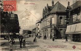 CPA Tout Paris - 180 - Rue Lecourbe, 15e (76568) - Arrondissement: 15