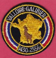 Ecusson Tissu  VALLOIRE GALIBIER ( Piane - Patches