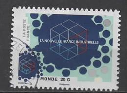 FRANCE 2014 Oblitéré - La Nouvelle France Industrielle Y&T : 1069 Cachet Rond - France