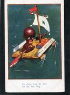CPA - Illustration Mac - Un Vieux Loup De Mer - Weltkrieg 1914-18