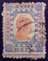 Bresil Brasil Brazil 1891 Liberté Liberty Liberta Yvert 77 O Used - Gebraucht
