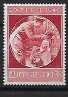 615-Allemagne III REICH-1941 YT 668 Neuf ** 5ème Anniversaire D'hitler - Ungebraucht