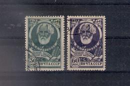 Russia 1943, Michel Nr 883-84, Used - Oblitérés
