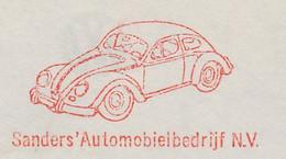 Meter Cut Netherlands 1962 Car - Volkswagen Beetle - Automobili
