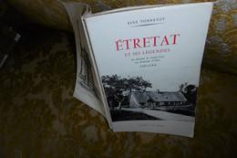 René TONNETOT  : ETRETAT  Et Ses LEGENDES ,THEATRE , 1967 - Normandie