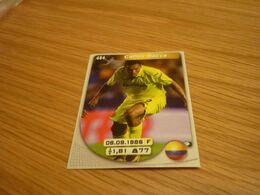 Carlos Bacca Villarreal Colombian Spanish Football Soccer Europe's Champions 2017-2018 Greek Sticker - Otros