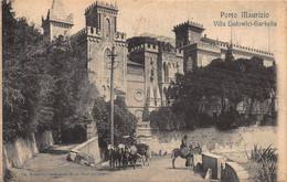 CPA PORTO MAURIZIO - Villa Ludowici-Garbella - Imperia
