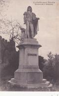 Due Cartoline - Castelfranco Veneto, Treviso, Monumento. - Treviso