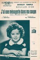 SHIRLEY TEMPLE - J'AI UNE MENAGERIE DANS MA SOUPE - 1935 - TRES BON ETAT PROCHE DU NEUF - - Music & Instruments