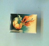 Pin's - Image Cœur Travail - Medici