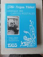 Catalogue Des Cartes Postales Argus Fildier 1985 Spécial Normandie - Libri & Cataloghi