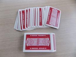 Speelkaarten De Kortrijkse Verzekering - Cartes à Jouer Classiques