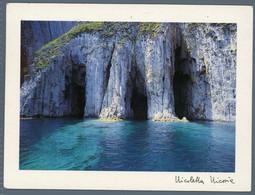 °°° Cartolina - Isola Di Palmarola Viaggiata °°° - Latina
