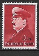 630-Allemagne III REICH-1941  YT696  52ème Anniversaire D'hitler Neuf * - Ungebraucht