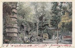 China - Hangchow - Ling Yin Monastery - China