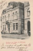 Bulgaria - Sophia - Sofia - La Biblioteque - Bulgaria