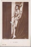 Germany Old Uncirculated Postcard - Movie Stars - La Jana - Acteurs