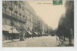 PARIS - XVIIème Arrondissement - Rue Brochant - Edit. MARMUSE - Arrondissement: 17