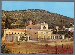 °°° Cartolina - Santuario Maria Ss. Della Delibera Pp. Cappuccini Terracina Nuova °°° - Latina