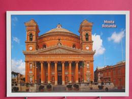 Visuel Très Peu Courant - Malte - Malta - Mosta Rotunda - Excellent état - Scans Recto-verso - Malta
