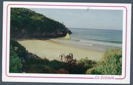 °°° Cartolina - Gaeta Spiaggia Delle Scissure X Meteo Nuova °°° - Latina