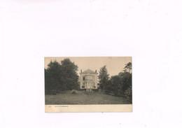 Hal,villa Moussiaux,phot H.Bertels,r Rogier,129,Brux. Carte Postale Ancienne 1909.Halle. - Halle