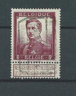 N°122 OBLITERE GAND CHEMIN DE FER - 1912 Pellens