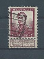 N°122 OBLITERATION CHEMIN DE FER - 1912 Pellens