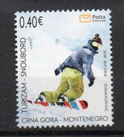 MONTENEGRO - 2018 - TOURISME - SKI - SNOWBOARD - - Montenegro