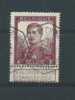 N°122 OBLITERE GAND TELEGRAPHE - 1912 Pellens
