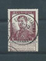 N°122 OBLITERE BERCHEM - 1912 Pellens